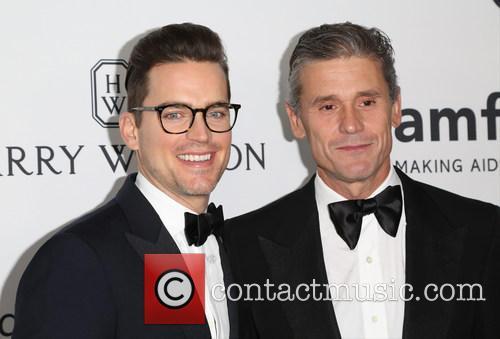 Matt Bomer and Simon Halls 6