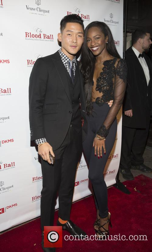The Blood Ball 2015 - Arrivals