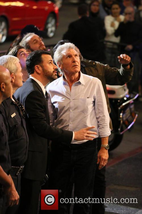 harrison ford harrison ford on jimmy kimmel live 14 pictures. Cars Review. Best American Auto & Cars Review