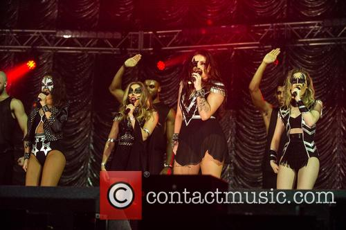 Jade Thirlwall, Perrie Edwards, Leigh-anne Pinnock and Jesy Nelson 1