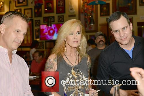 Jared Cruze, Lita Ford and Brian Loukmas 2