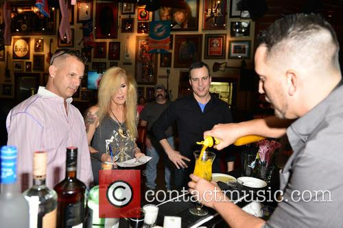 Jared Cruze, Lita Ford and Brian Loukmas 3