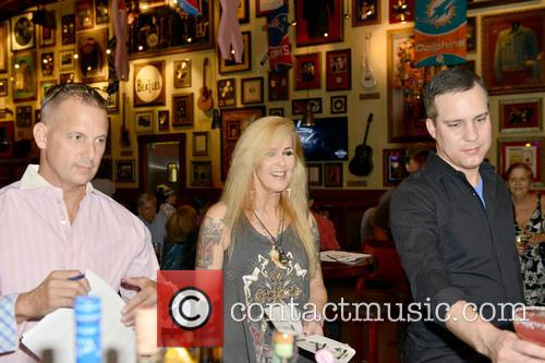 Jared Cruze, Lita Ford and Brian Loukmas 6