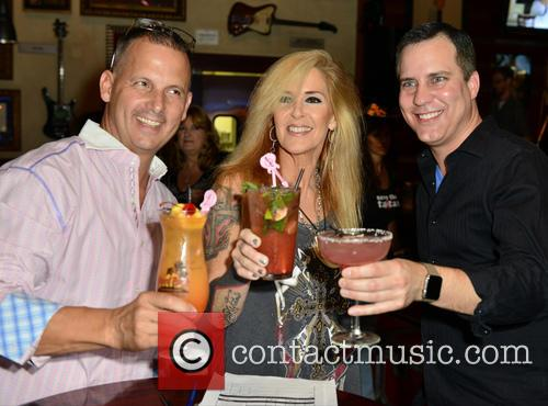 Jared Cruze, Lita Ford and Brian Loukmas 7