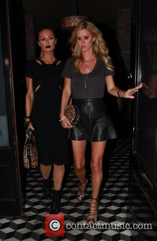 Paris Hilton and Nicky Hilton 2