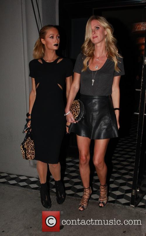 Paris Hilton and Nicky Hilton 6