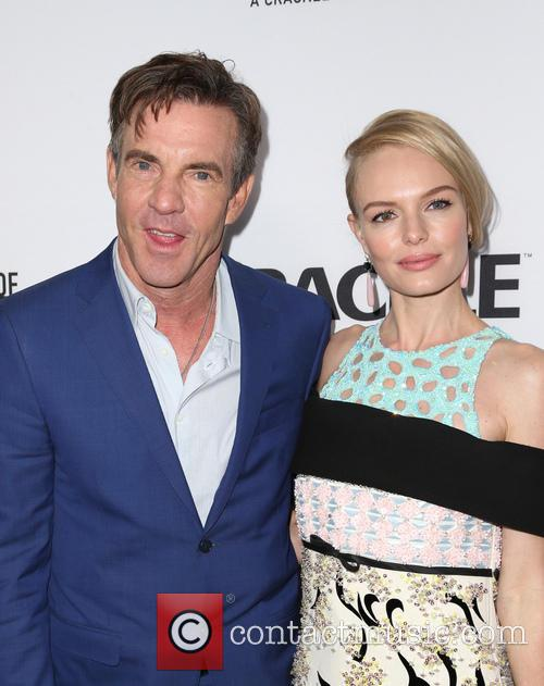 Dennis Quaid and Kate Bosworth 1