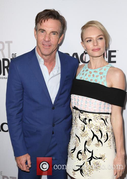 Dennis Quaid and Kate Bosworth 2