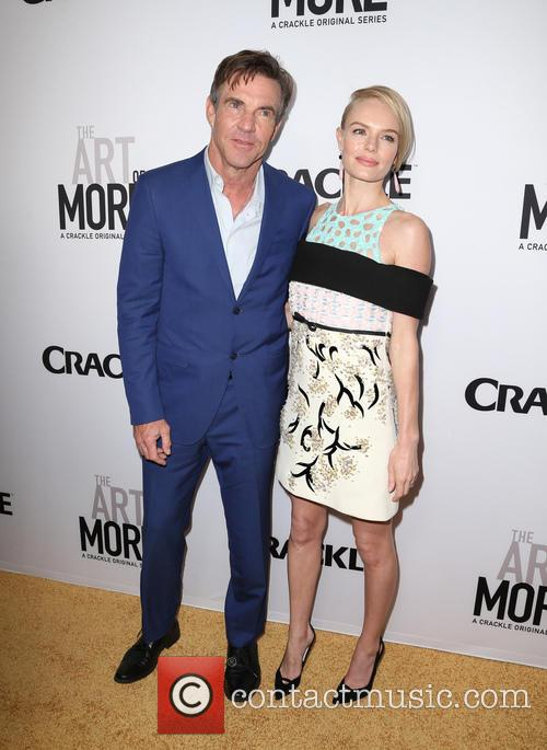 Dennis Quaid and Kate Bosworth 5