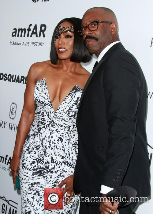 Angela Bassett and Courtney B. Vance 1