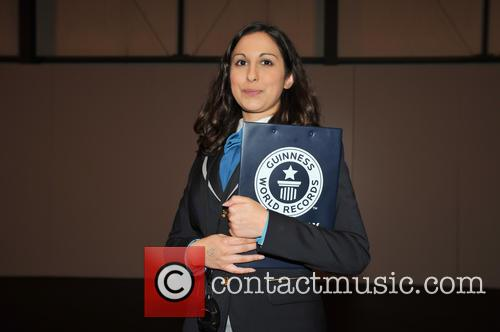 Shantha Chinniah (adjudicator Guinness World Records) 1