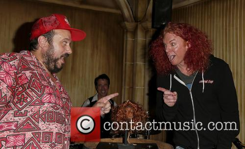 Branden Powers and Carrot Top 2