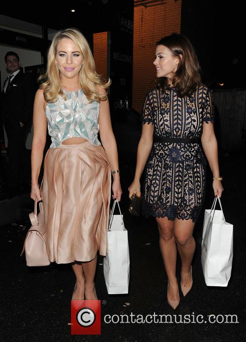 Lydia Bright and Chloe Lewis 2