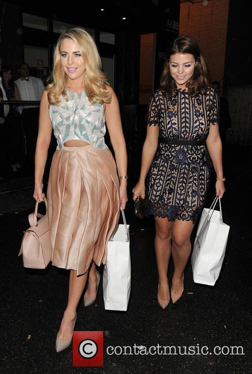 Lydia Bright and Chloe Lewis 1