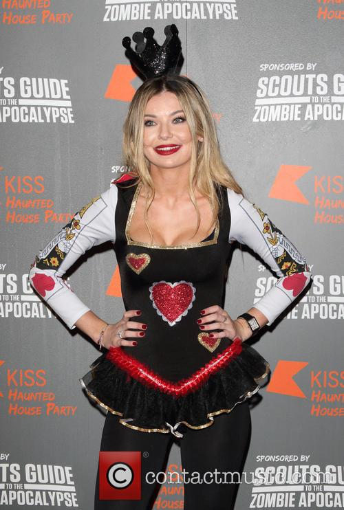 Kiss FM's Haunted House Party - Red Carpet...