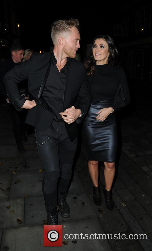 Kym Marsh and Matt Baker 2