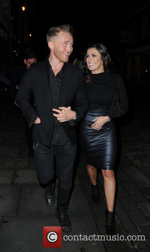 Kym Marsh and Matt Baker 3