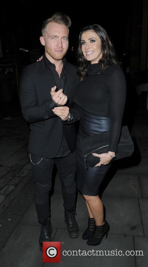 Kym Marsh and Matt Baker 10
