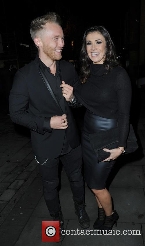 Kym Marsh and Matt Baker 1
