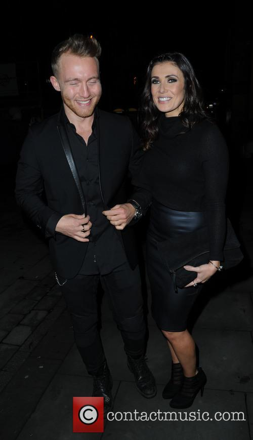 Kym Marsh and Matt Baker 11
