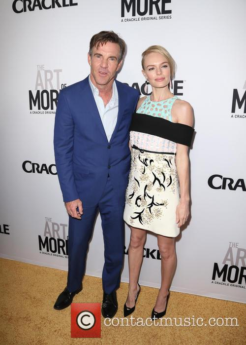 Dennis Quaid and Kate Bosworth 4