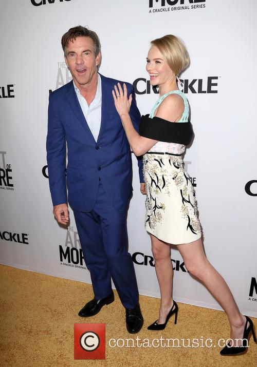 Dennis Quaid and Kate Bosworth 7
