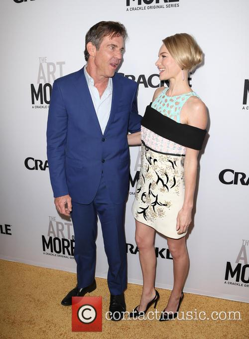 Dennis Quaid and Kate Bosworth 8