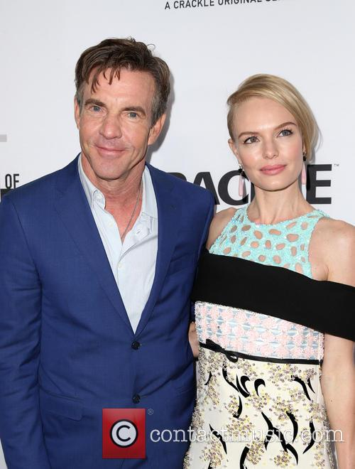 Dennis Quaid and Kate Bosworth 9