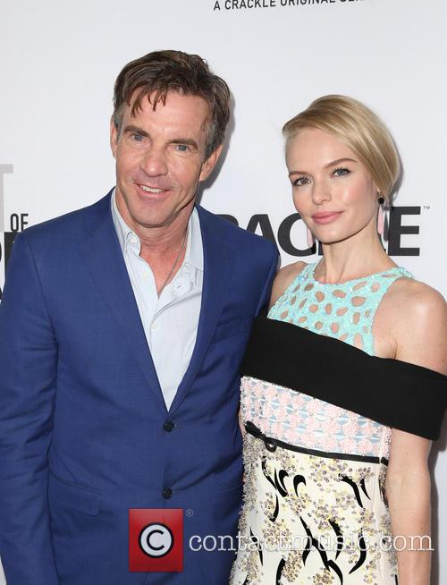 Dennis Quaid and Kate Bosworth 11