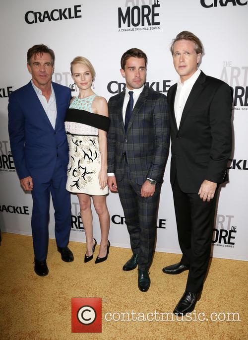 Dennis Quaid, Kate Bosworth, Christian Cooke and Cary Elwes 2
