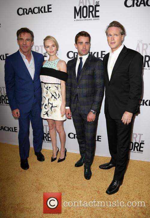 Dennis Quaid, Kate Bosworth, Christian Cooke and Cary Elwes 3