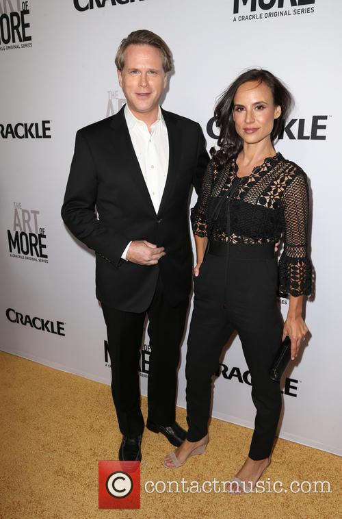 Cary Elwes and Lisa Marie Kubikoff 1