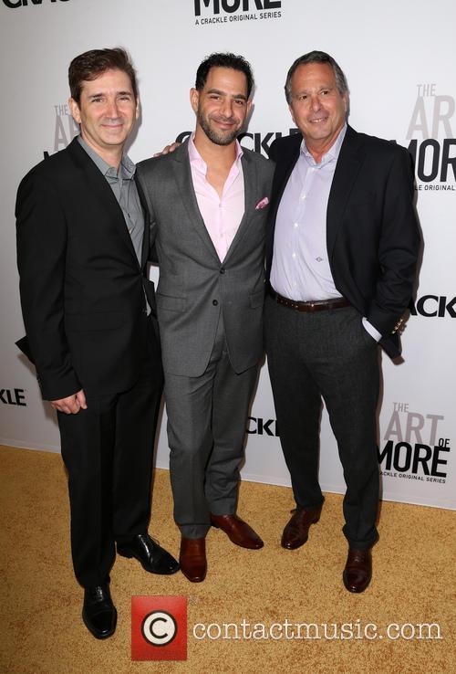 Chuck Rose, Patrick Sabongui and Gardner Stern 3