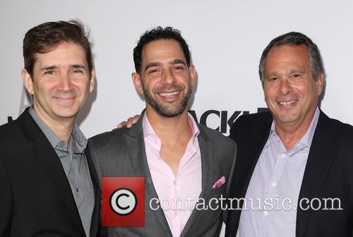 Chuck Rose, Patrick Sabongui and Gardner Stern 1
