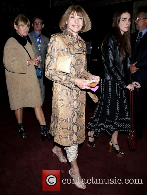 Anna Wintour and Bee Shaffer 1