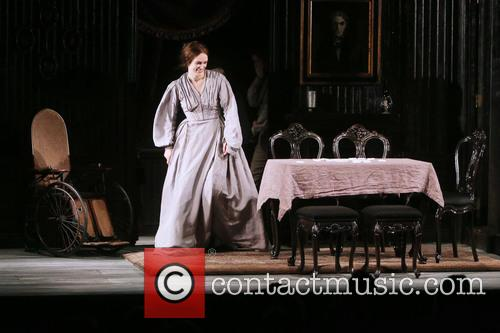 Therese Raquin Opening Night Curtain Call