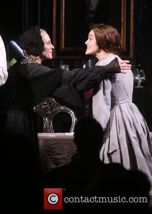Judith Light and Keira Knightley 4