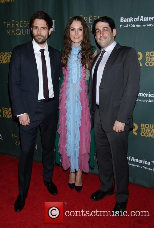 Matt Ryan, Keira Knightley and Evan Cabnet 1