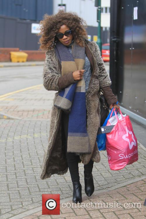 X Factor contestants arrive at Wembley for the...