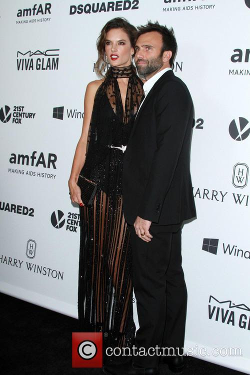 Alessandra Ambrosio and Jamie Mazur 2