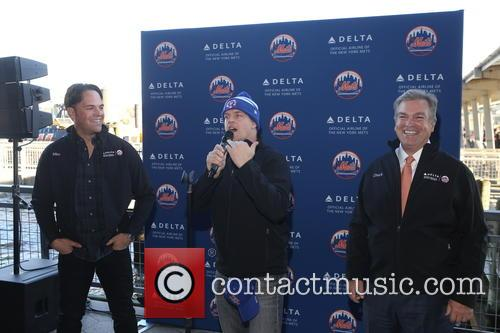 Mike Piazza, Jim Breuer and Chuck Imhof 8