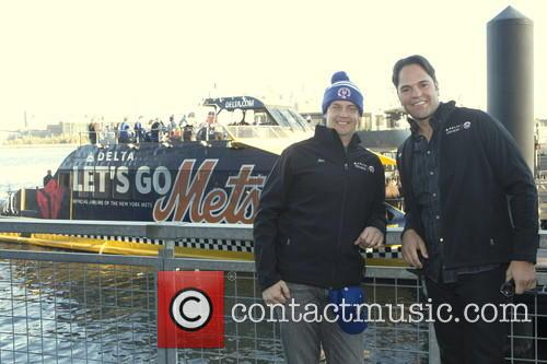 Jim Breuer and Mike Piazza 5