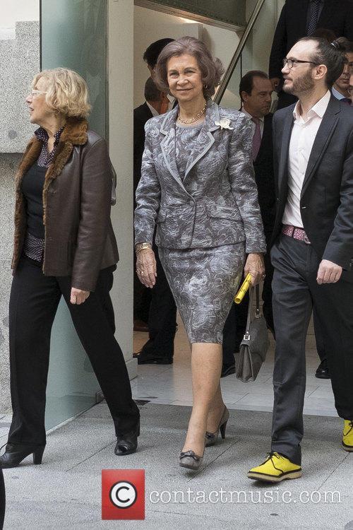 Queen Sofia Of Spain 2
