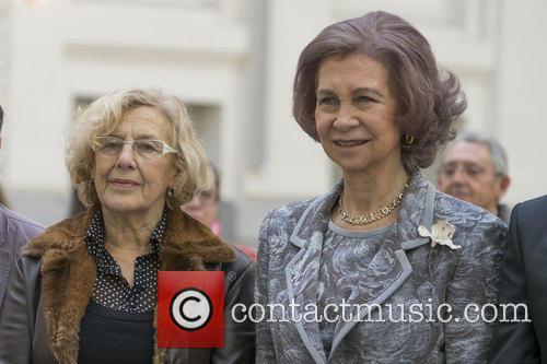 Queen Sofia Of Spain 6