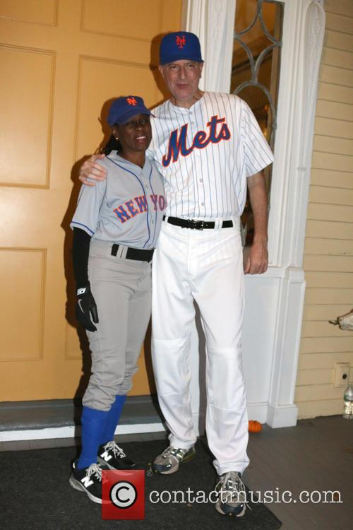 Bill De Blasio and Chirlane Mccray 2