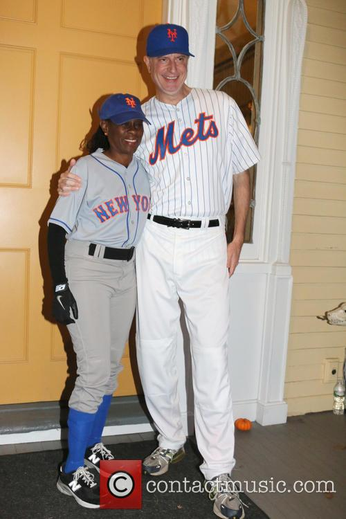 Bill De Blasio and Chirlane Mccray 4