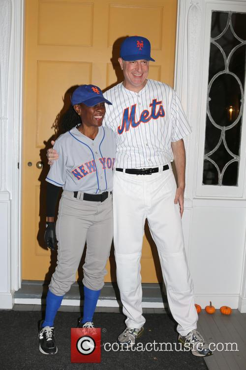 Bill De Blasio and Chirlane Mccray 10