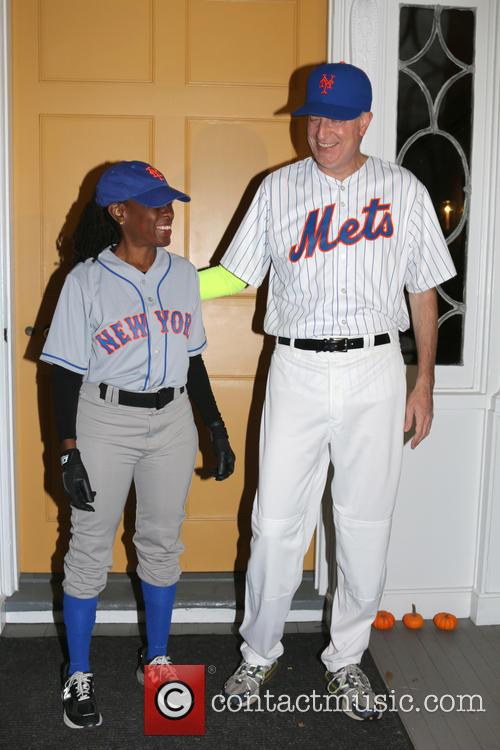 Bill De Blasio and Chirlane Mccray 11