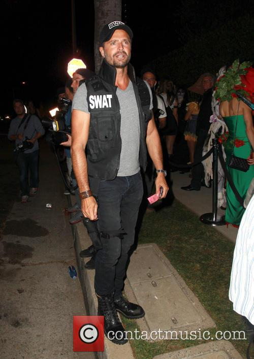 Celebrities and Casamigos Tequila Halloween Party 1