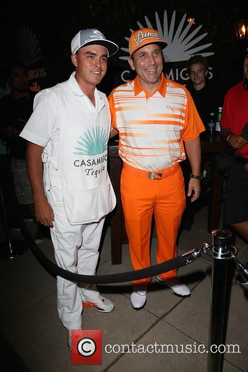 Mike Meldman and Ricky Fowler 1